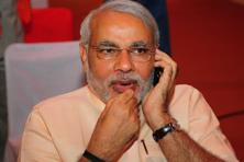 Gujarat chief minister Narendra Modi Photo: Ramesh Pathania