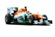 Photo: Courtesy Sahara Force India Formula One Team.