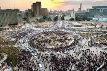 Tahrir Square in Cairo, Egypt.Photo: John Moore/Getty Images