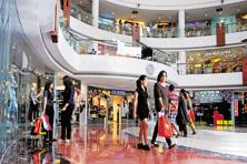 A file photo of shoppers at a mall in New Delhi. Analysts say the nature of the Indian consumer changes every few hundred kilometres. Photo: Pradeep Gaur/Mint