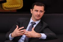 International powers want the opposition to be ready in case President Bashar al-Assad vacates power. Photo: AFP
