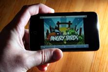 In an industry where many are chasing but few make serious money, Rovio's Angry Birds game hit the big time with a billion customers around the world, most of them using smartphones of Nokia's deadly rivals Apple and Samsung. Photo: AFP