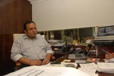 Zee's managing director and chief executive Punit Goenka. Photo: Hemant Mishra/Mint