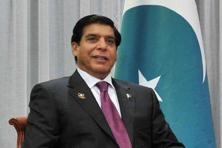 Pakistan Prime Minister Raja Pervez Ashraf expressed grief and anguish at the loss of lives in the bombing. Photo: AFP