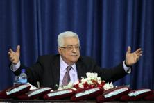 Palestinian leader Mahmoud Abbas has vowed he would speed up unity efforts after he returns from the UN vote. Photo: Abbas Momani/AFP