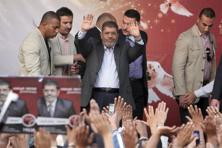 Facing the gravest crisis of his six-month-old tenure, President Mohamed Mursi has shown no sign of buckling under pressure. Photo: Reuters