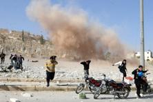 More than 60,000 people have been killed so far in the conflict that erupted in March 2011, according to UN figures. Photo: AFP
