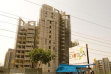 Problems for realty firms worsened during the downturn of 2008-09 and lingered on as the economy slowed again in 2011. Photo: Ramesh Pathania/Mint