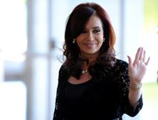 Argentine President Cristina Fernandez de Kirchner says she sent a bill to Congress asking it to approve the agreement, which envisions the establishment of a five-member 'truth commission' of international legal specialists. Photo: AFP