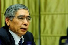 ADB President Haruhiko Kuroda declined to comment on Monday on whether he is being courted by Prime Minister Shinzo Abe to head up the BoJ, telling reporters he is happy in his current position. Photo: Pradeep Gaur/Mint