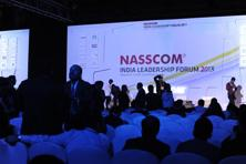 A file photo of the Nasscom India Leadership Forum 2013 being held in Mumbai. Photo: Onlypix