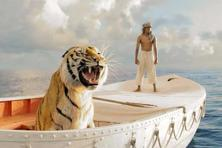 A scene from movie Life of Pi.