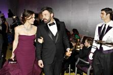 Jennifer Garner and Ben Affleck at the Governors Ball. Photo: Lucas Jackson/Reuters