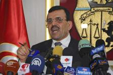 A file photo of newly appointed Tunisian Prime Minister Ali Larayedh. Photo: AP