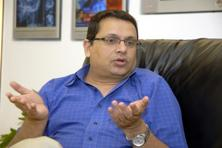 Shankar said the media business should be more ambitious in its vision for the future. Photo: Mint