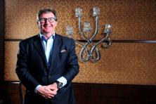 John Ayton at the Mint Luxury Conference 2013 in New Delhi. Priyanka Parashar/Mint