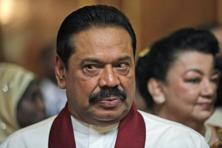 A file photo of Sri Lankan President Mahinda Rajapaksa. His comments came after communal attacks on Muslim-owned businesses raised religious tensions in the country. Photo: Lefteris Pitarakis/AFP