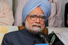 A file photo of Prime Minister Manmohan Singh. Photo: PTI