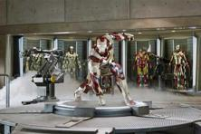 Disney UTV released 'Iron Man 3' across 1,100 screens on Friday, a week before its US release.