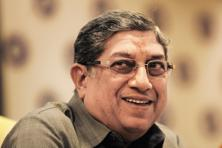 Srinivasan's move into cricket began in 2001, when his company remained in the doldrums, though he maintains that India Cements had supported cricket from his father's era. Photo: Hindustan Times