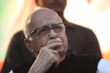 BJP leader L.K. Advani. Photo: HT