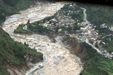 Uttarakhand received 1440% more rain than it usually gets at this time of the year by 18 June, triggering flash floods and landslides that caused heavy casualties and widespread devastation. Photo: PTI