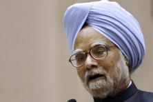 A file photo of Indian Prime Minister Manmohan Singh. Photo: AFP