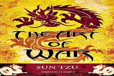 'The Art of War' written by legendary Chinese general Sun Tzu, on warfare and military tactics, was published more than 2,500 years ago.