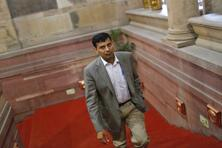 File photo of Raghuram Govinda Rajan, the 23rd Governor of the Reserve Bank of India (RBI). Rajan, who in 2005, predicted the global financial crisis, is now going to lead India's central bank as the country struggles with a crippling economic crisis. Reuters