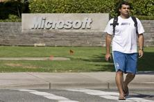 Microsoft also has at least three internal candidates on its shortlist, including former Skype CEO Tony Bates, who is now responsible for Microsoft's business development, and Satya Nadella, the company's cloud and enterprise chief, the sources said. Photo: AFP