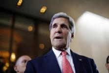 US secretary of state John Kerry. Photo: AFP