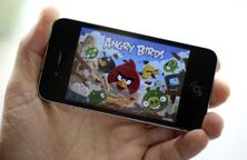 "When ""Angry Birds"" came out in 2009, it was one of the first killer apps for the iPhone. More than a billion downloads later. Photo: Bloomberg"