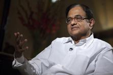 Until we have a firm grip on the current account deficit I do not contemplate any roll back in any measure, says Chidambaram. Photo: Bloomberg