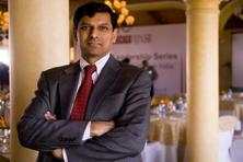 Raghuram Rajan's bid to lower consumer prices exceeding 9% risks stalling without backing from the party that wins elections due by May. Photo: Ramesh Pathania/Mint