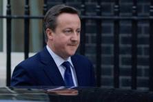 Cameron says the key challenge before European countries is how to make good of the global scenario. Photo: AFP