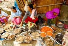 Arunachal Pradesh saw rural consumption expenditure grow faster than price levels in the nine years to 2013. Photo: Indranil Bhoumik/Mint