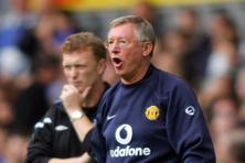Months after David Moyes (left) took over from Alex Ferguson as Manchester United's coach, patience has run out with the former's performance. Photo: Reuters