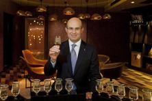 Gilbert Ghostine, previously president of Asia-Pacific at Diageo, will take up his new job starting July. Photo: Bloomberg