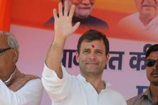 A file photo of Rahul Gandhi. Photo: Sanjeev Sharma/ Hindustan Times