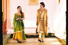 Rai Bachchan and Roshan in 'Jodhaa Akbar'
