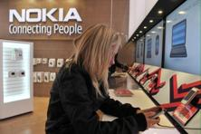 While Nokia now gets most of its revenue from wireless-network equipment, the Espoo, Finland- based company is also seeking to make its maps business a stronger competitor against rivals including Google. Photo: AFP