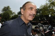 Ghulam Nabi Azad is a party veteran and one of the senior-most members in the Rajya Sabha. Photo: Hindustan Times