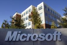 Microsoft said it will take pre-tax charges of $1.1 billion to $1.6 billion for the costs of the layoffs over the next four quarters. Photo: Bloomberg