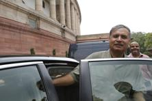 A file photo of Rao Inderjit Singh, minister of state for planning (independent charge). Photo: HT