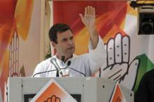 Rahul Gandhi says there are no double standards on the insurance Bill by the Congress. Photo: Hindustan Times