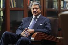 Mahindra and Mahindra's chairman and managing director Anand Mahindra. He played a key role in the group's diversification drive. Photo: HT
