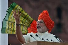 Reiterating a mission spelt out in the budget, Narendra Modi said the youth must get the skills that will help build modern India and whichever country they go to, their skill should be appreciated. Photo: AFP