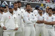 If one discounts the first two Test matches, the Indian team took a broken-down, dispirited, confused and vilified English side, and transformed it into a confident, fearless, tight-knit team that looked good to take on any 11 men in the world. Photo: Reuters