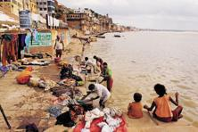 Union Budget 2014 included an integrated Ganga conservation mission, 'Namami Gange', with an outlay of Rs2,037 crore. Photo: Mint