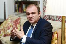 UK's secretary of state for climate change and energy Edward Davey says there is a joint interest to tackle climate change and so nations have to act together, but in different ways.